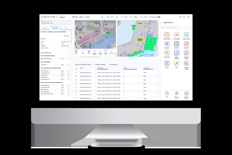 Wittym, une plateforme de data management